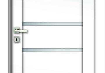 Dvere Linea Forte 5 s obložkovou zárubňou – skladom 176,00 eur.