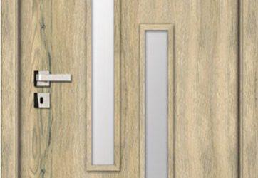 Dvere Strada 3 s obložkovou zárubňou – skladom 137,00 eur