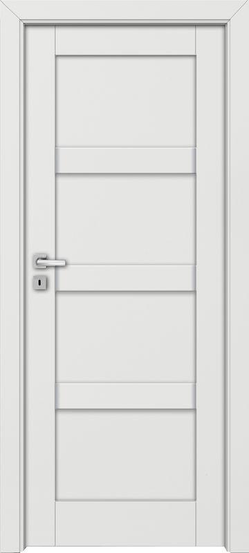 Interiérové dvere Bianco Fiori 1