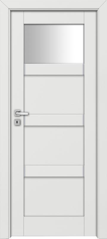 Interiérové dvere Bianco Fiori 2