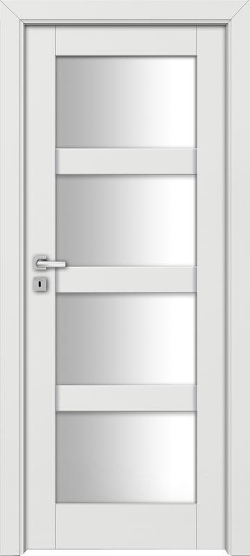 Interiérové dvere Bianco Fiori 3