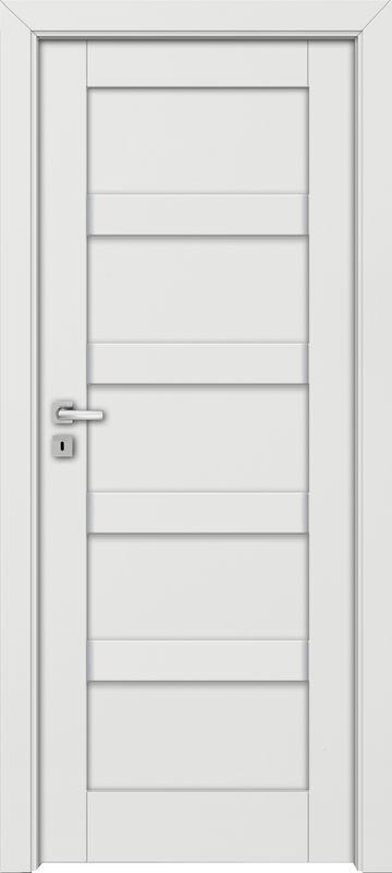 Interiérové dvere Bianco Nube 1