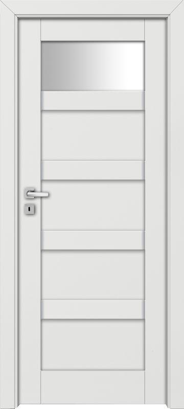 Interiérové dvere Bianco Nube 2