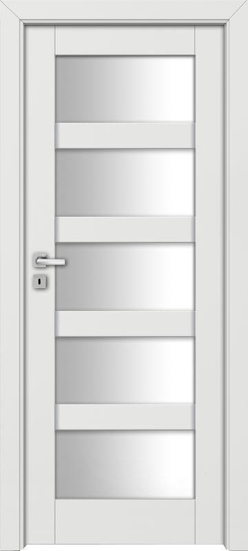 Interiérové dvere Bianco Nube 3